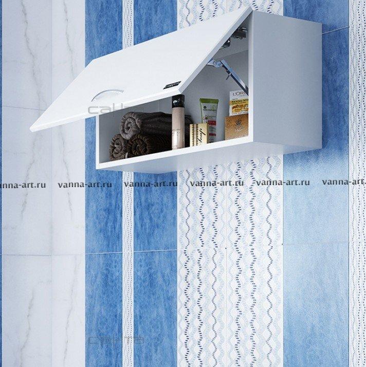 Навесной горизонтальный шкаф санта 60х30 см - цена и описани.